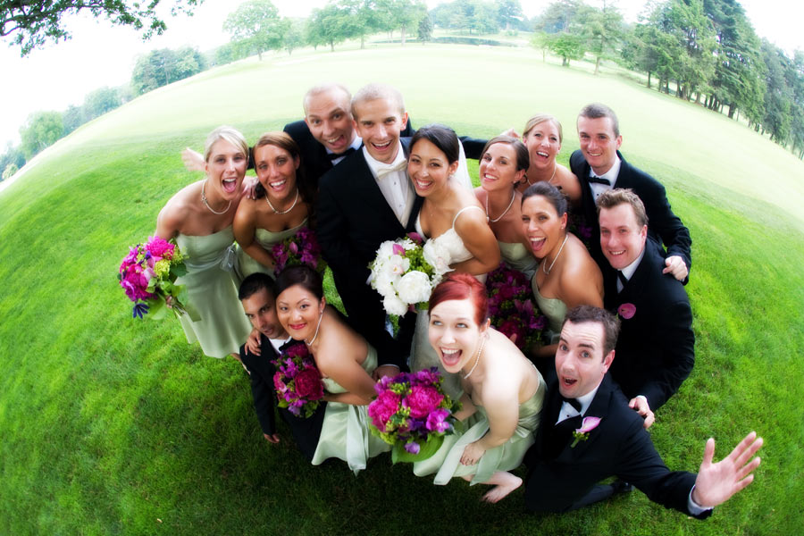 Baltusrol Golf Club Wedding