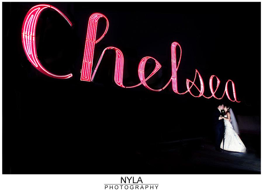 The Chelsea Wedding