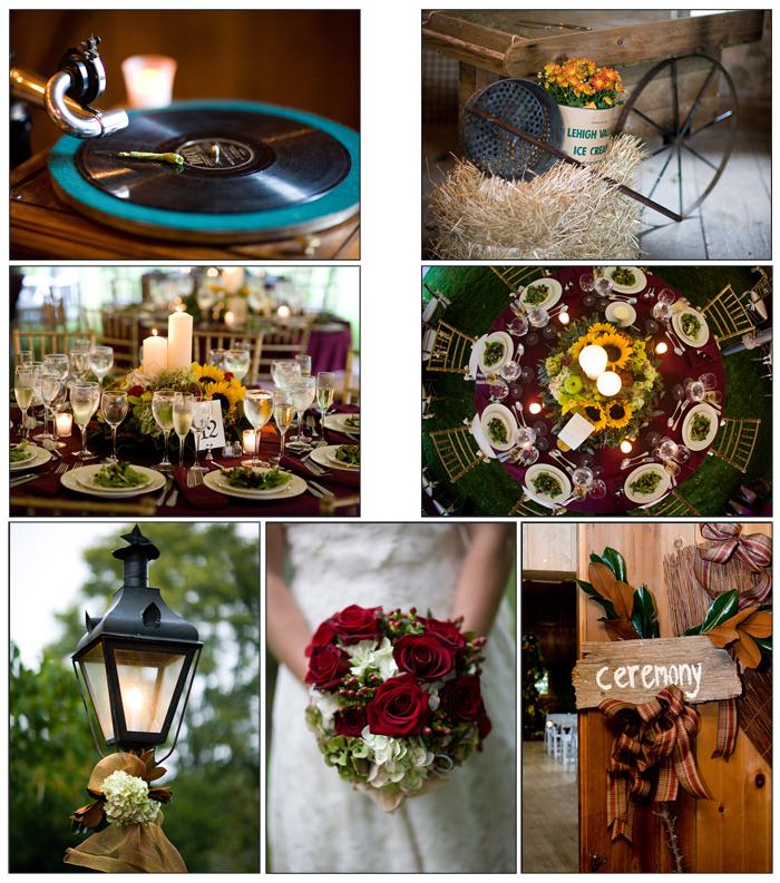Bear Mountain Inn Wedding: Jericho Mountain Orchards Wedding