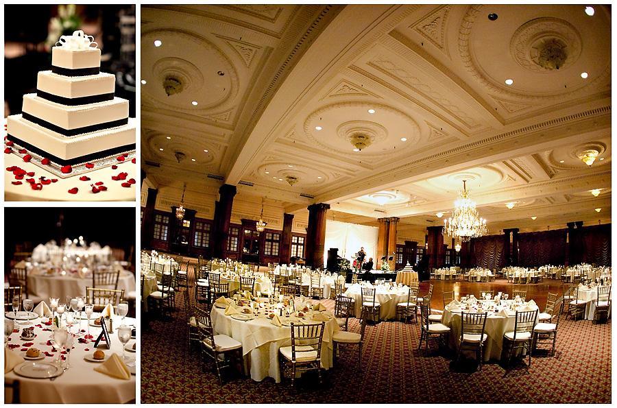 The Crystal Tea Room Wedding